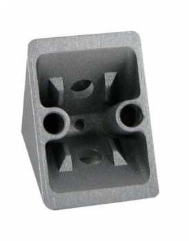 Befestigungssatz Winkel 40x80 I-Typ Nut 8 inkl