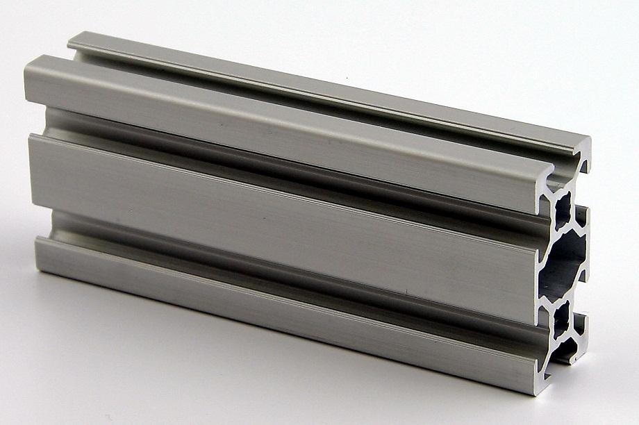 Aluminiumprofil 30x60 B-Typ Nut 8 50mm Zuschnitt 50mm-2000mm 16,50 EUR//m + 0,40 EUR pro Schnitt, min. 2,50 EUR